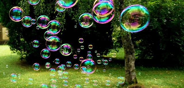 burbuja de Evergrande